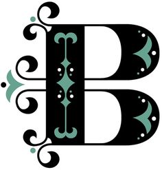 the letter b jessica hische lettering design hand lettering typography letters monogram