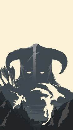 Amazing game Skyrim wallpapers for phone! Cool Wallpapers For Phones, Phone Wallpapers, Skyrim Wallpaper, Black Phone Wallpaper, Social Icons, God Of War, The Witcher, Elder Scrolls, Cthulhu
