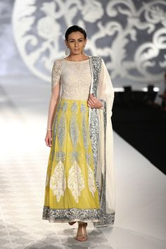 Anarkali by Varun Bahl at ICW 2014