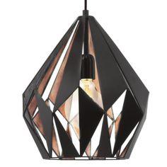 Eglo Geometric 1 Light Mini Pendant Light & Reviews | Wayfair UK