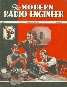 modern radio engineer