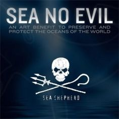 Sea Shepherd - helps bring light to mammal abuse in our oceans - see Whale Wars, The Cove