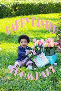 Happy Easter Sunday 2015 Papi Style - Courtesy of Rosemary Louis (His Mommy) - Haitian American Youth (HAY) Online