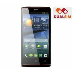 """Tournant sous Android 4.2.2., le Liquid E3 Duo d'Acer est un smartphone aux possibilités infinies et doté de nombreuses applications très utiles. Dual SIM, ce téléphone portable vous permet de basculer facilement d'un numéro à l'autre, en vous évitant d'emporter deux mobiles avec vous.Fin, élégant et très léger, le Acer Liquid E3 Duo arbore un magnifique écran tactile 4,7"""" de résolution HD 720p. …"""