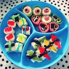 Fais le comme Julot: des sushis bonbons aujourd'hui sur le blog!