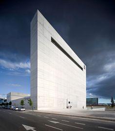 Andalucia's Museum of Memory, image courtesy of Alberto Campo Baeza