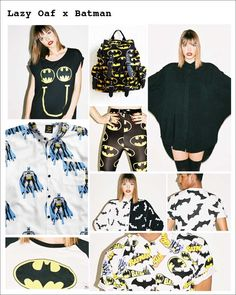 New Batman collection from Lazy Oaf