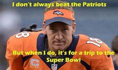 Denver Broncos, Peyton Manning