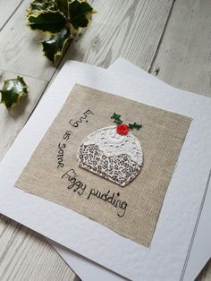 New christmas quilting designs fun 68 ideas Christmas Sewing Projects, Christmas Card Crafts, Handmade Christmas, Christmas Cards, Christmas Applique, Christmas Embroidery, Christmas Quilting, Fabric Christmas Decorations, Christmas Fair Ideas