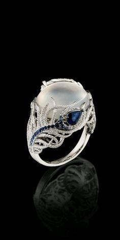 Diamant s perlou