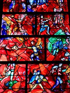 Marc Chagall window, Chichester Cathedral
