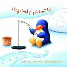 Pinguinul si prietenii lui, http://www.e-librarieonline.com/pinguinul-si-prietenii-lui/