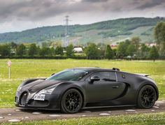 Bugatti Veyron Grand Sport. To me it looks like a streched, lowered, suped up hyundai velostar. And I already love velostars.