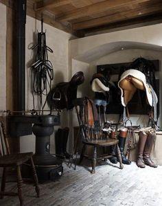 sellerie équitation