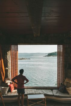 Life on the Water: Maine Kinfolk