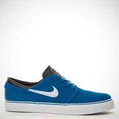 Nike Zoom Stefan Janoski Military Blue/White/Black