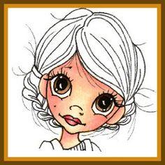 Like the skin and lips coloring Skin : E50-E00-R01-R02 Eyes : E49-47-23 Lips : R39-14-21