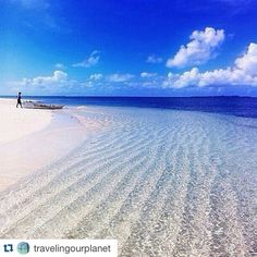 #Repost @travelingourplanet  Where would you sail? Naked Island Surigao del Norte Philippines  Photo by: @chardichard  #TravelingOurPlanet to be featured! #sharemysea #ShareMySea