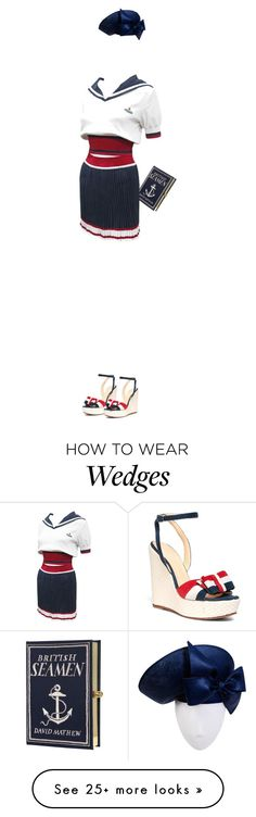 """""""In the town where I was born..."""" by wlrs on Polyvore featuring Olympia Le-Tan, Brooks Brothers, Vivienne Westwood, vintage, women's clothing, women, female, woman, misses and juniors"""