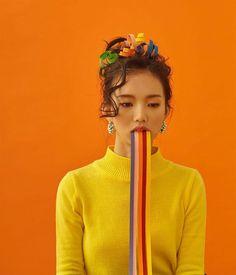 Portrait Photography Inspiration : Oh Eun Bi by Shon Ji Min
