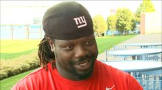 """Friday Afternoon Snacks"" With Damon Harrison"