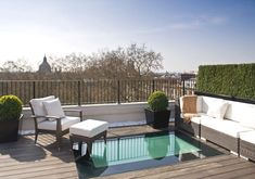 Luxury duplex penthouse apartment, London for me when my son is all grown and moved out