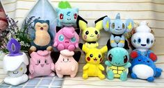 Pokemon Toys and Accessories
