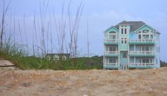 Hatteras Village Vacation Rental - VRBO 602442 - 6 BR Hatteras Island House in NC, Luxury Oceanfront 6BR, 3d Theater, Pool, Spa, Gameroom, E...