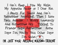 omg. this is so perfect. lol (: . it'll be worth it when i'm a nurse practitioner though, (: .