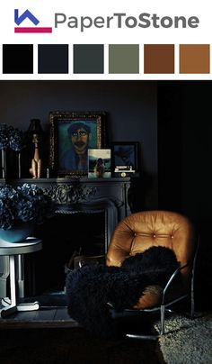 My own journey to the dark side and how Abigail Ahern is leading the revolution. Home Interior, Interior And Exterior, Interior Shop, Interior Office, Studio Interior, French Interior, Scandinavian Interior, Modern Interior, Interior Inspiration