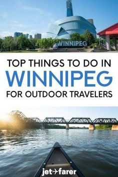 Looking for some fun, local, and delicious things to do in Winnipeg, Manitoba, Canada? Weve got you covered with this complete list of things to do in Winnipeg. From spas to trails and so much more, youre bound to be pleasantly surprised by this amazing city. #Travel #Canada