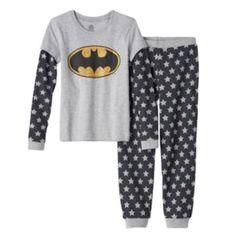 Girls 4-10 DC Comics Batgirl Thermal Tee & Leggings Set
