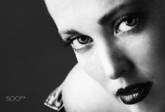 Women's beauty portraits - Model:Ann