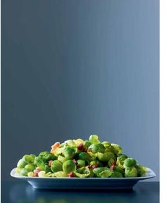 Sprouts with Bacon - Heston Blumenthal at Home