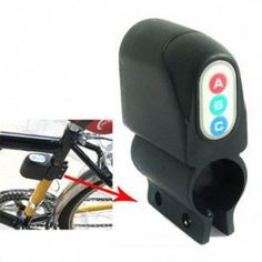 Bicycle Cycling Motor Bike Security Anti-Theft Alarm Sound Lock by Neewer. $6.22. If your bike is moved, the alarm will spring into action and give off an ear-shattering shriek for 15 seconds.. When triggered alarm had already sounded for 5 times, If triggered again within 5 seconds , it will sound continuously for 15 seconds. I'm sure so powerful function must can protect your bicycle effectively.. Traditional chains, padlocks and U Locks only do half a job and can be pretty ...