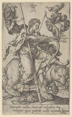 Stock Photo - Wrath, from The Vices. Artist: Heinrich Aldegrever (German, Paderborn ca. Date: Medium: Engraving; Medieval Drawings, Medieval Art, Albrecht Dürer, Landsknecht, Arte Obscura, Scratchboard, Art And Illustration, Figurative Art, Occult