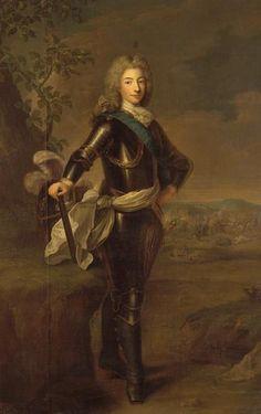 Louis François, Prince of Conti, 1717