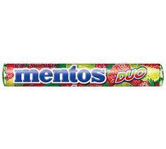 Mentos DUO Erdbeer-Limette