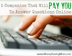 31 Ways to Earn Extra Cash Before Christmas: Answer Questions Online (Day 24)
