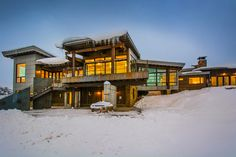 Mountain Modern, Rustic Design, Exterior, Cabin, Mansions, Interior Design, House Styles, Australia, Nice