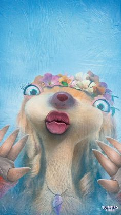 Beautiful paintings and illustrations Funny Phone Wallpaper, Disney Phone Wallpaper, Funny Wallpapers, Cartoon Wallpaper, Cute Cartoon Drawings, Art Drawings Sketches, Ice Age Sid, Cute Christmas Wallpaper, Cute Animal Photos
