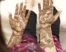 Henna Tattoo Montreal : Eid eidmehndi henna sanauppal montrealhenna hennadesign