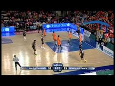 Fuenlabrada v Gran Canaria (66-99) ACB Liga Endesa Spanish Basketball Highlights [03/02/13]