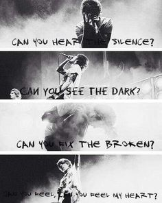 BMTH Can you feel my heart