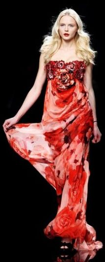 You shouldn't wear a red dress if you're looking for a new love affair or if you're expecting your loved one to propose on this day. www.fashionbelief.com
