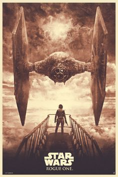 'Star Wars: Rogue One' (Red Variant Edition) Karl Fitzgerald