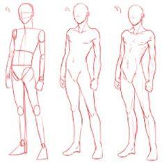 Мои закладки tutorials drawing drawings, body drawing tutorial и guy drawin Drawing Body Poses, Body Reference Drawing, Guy Drawing, Anatomy Reference, Art Reference Poses, Drawing People, Drawing Tips, Drawing Tutorials, Drawing Body Proportions