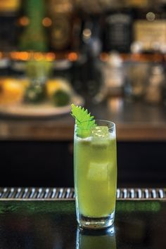 Gin, shoos-agave, Yusuf. Greg Seider's Favorite Cocktails | Travel + Leisure