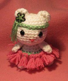 Amigurumi Hoola Kitty pattern