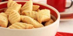 Biscoitinhos de castanha-do-pará